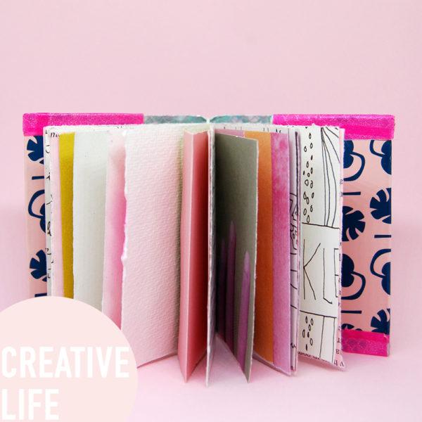Mini Moodbook- workshop- Creativelife- StudioCooliejoelie