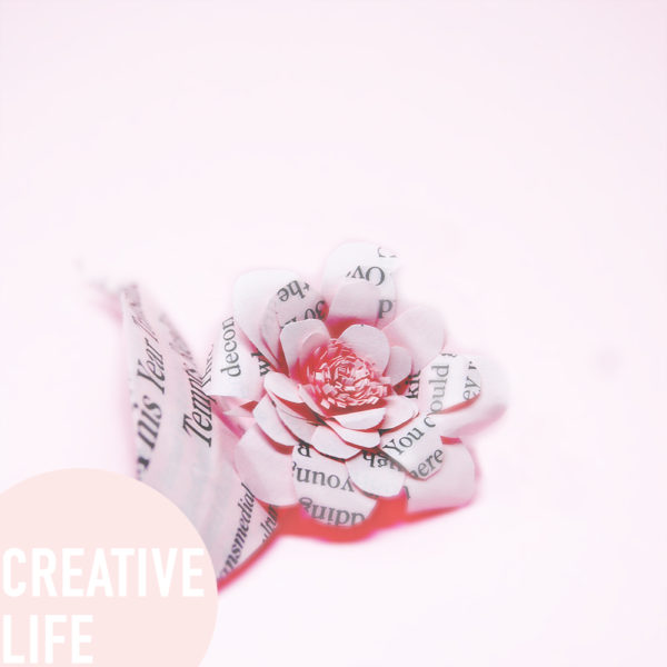 Paper flower- workshop- CreativeLive- StudioCooliejoelie-flower1