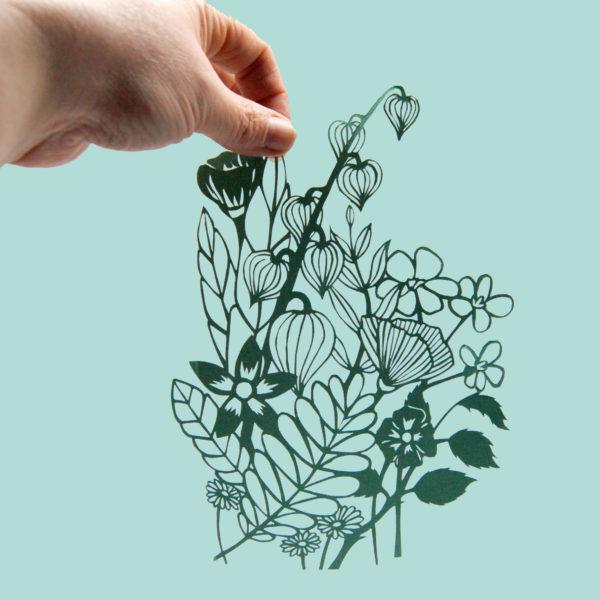 Papiersnijkunst- workshop- CreativeLife-StudioCooliejoelie-papercutting2
