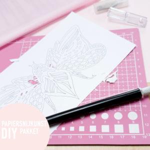 Papiersnijkunst-DIYpakket-studiocooliejoelie