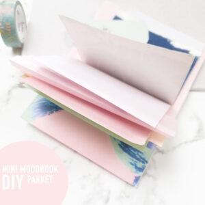 minimoodbook-diy-pakket-studiocooliejoelie