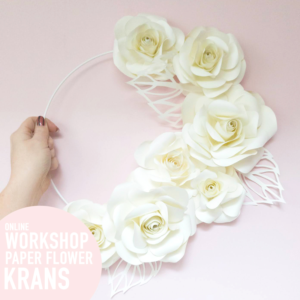 workshop-paer-flower-krans-papier-bloemen-studiocooliejoelie