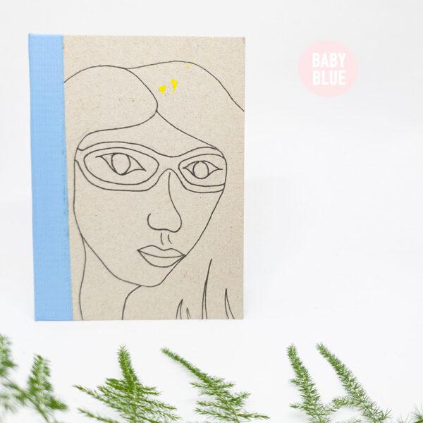 babyblue-handgebonden-boekje-schetsboek-notitieboek-a6-studiocooliejoelie
